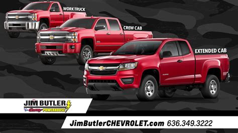jim butler chevrolet truck month    spot youtube
