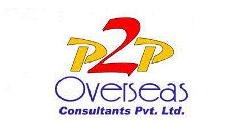 p2p overseas consultants pvt ltd in ameerpet hyderabad