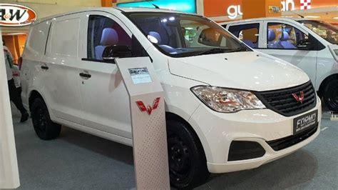 Wuling Formo Modification by Pasar Potensial Alasan Wuling Motors Lirik Segmen Komersial