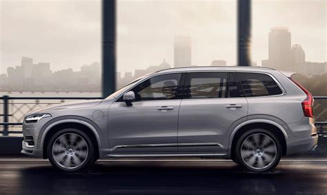 Volvo Xc90 2020 Model by Volvo Xc90 2020 Model Unveiled With Electrification