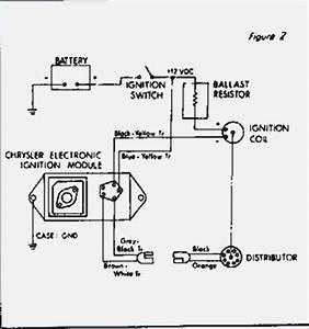 mopar electronic voltage regulator wiring diagram With electronic ignition wiring diagram on aftermarket distributor wiring