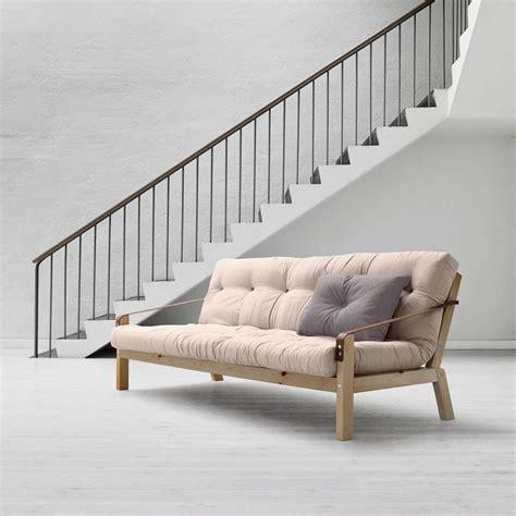 futon canapé lit canapé lit futon poésie mykaz