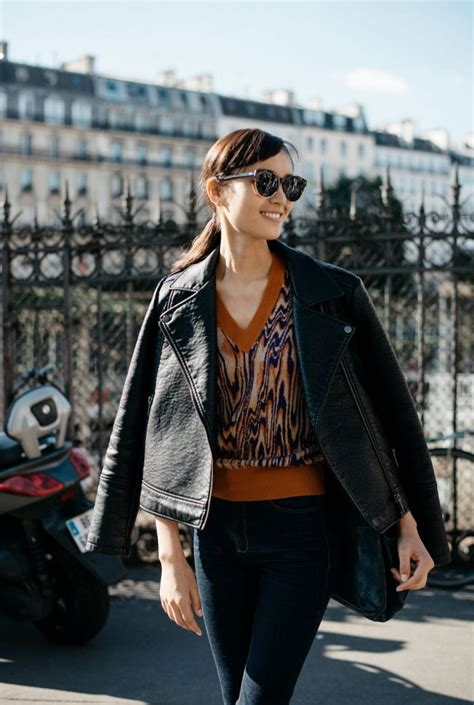 paris fashion week eyewear street style trends