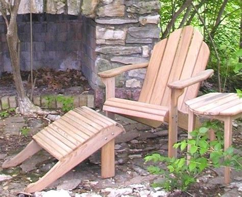 17 best ideas about adirondack furniture on