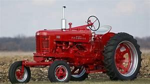 1956 Farmall 300 Tractor