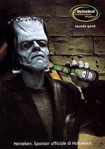 Heineken-beer halloween ad 3 | Creative Ads and more…