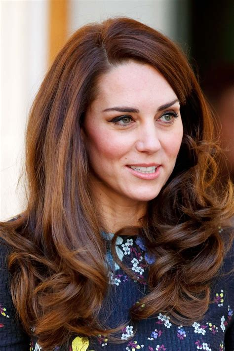 37 times kate middleton had glorious glorious hair my