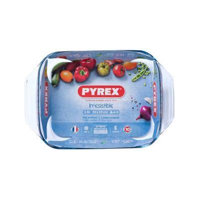pyrex rectangular glass