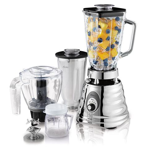 Kitchen Blender by Oster 174 Classic Series Kitchen Center Blender Glass Jar