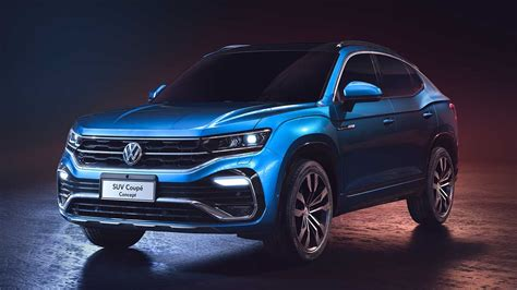 vw suv coupe concept