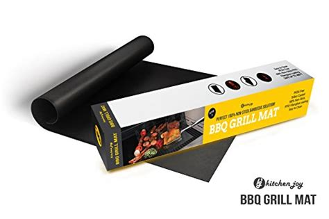 Kitchen Grill Mat kitchen bbq grill mat set of 3 with e book the
