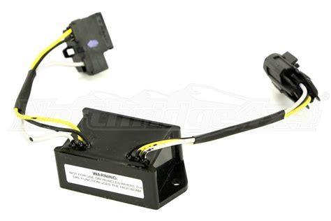 Jeep Jk Headlight Wiring by Jeep Jk Jw Speaker Anti Flicker Harness For 8700