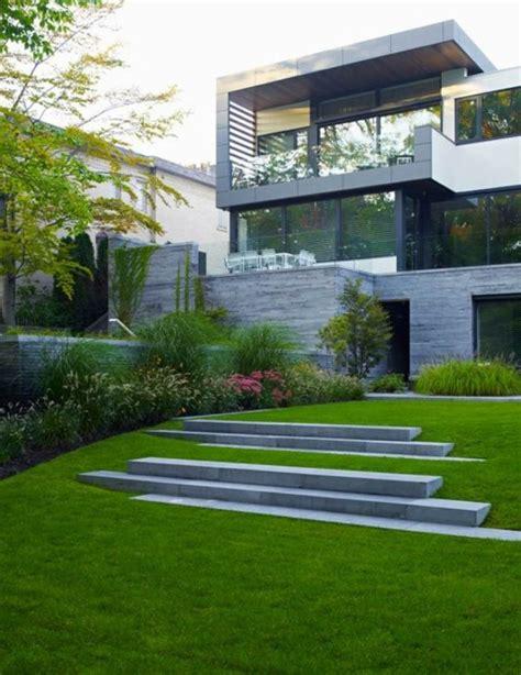 Moderne Häuser Gartengestaltung by Moderne Gartengestaltung 110 Inspirierende Ideen In