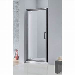 porte pivotante toscane paroi de douche cabine de With porte douche bricorama