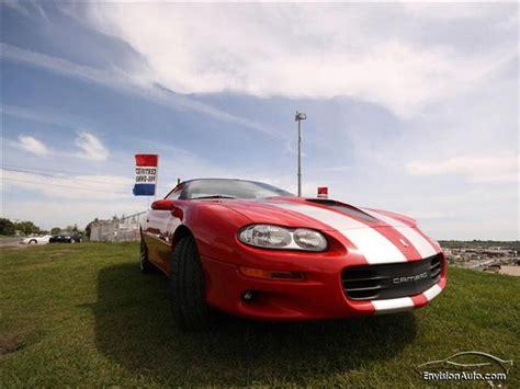 chevrolet camaro ss le collectors edition envision auto