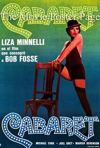 Cabaret (1972) - (Liza Minnelli) Argentine one sheet R, NM ...