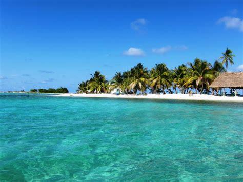 belize beautiful islands caribbean sea central america