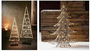 Weihnachtsbaum Metall Design : alternativer weihnachtsbaum ideen f r dein wohnzimmer ~ Frokenaadalensverden.com Haus und Dekorationen