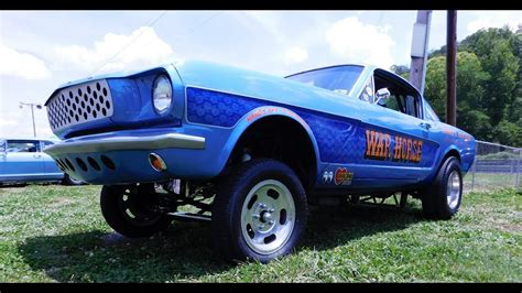 1966 Ford Mustang Gasser
