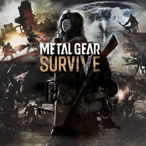 metal gear survive  playstation   mobygames