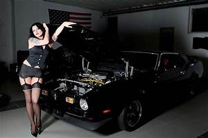 Calendrier Girls & Legendary US Cars 2012 - Albums photos