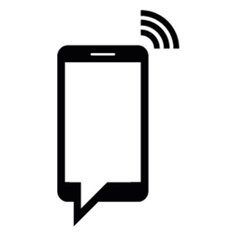 mobile phone icon vector png white phones silhouettes silhouettes of phones