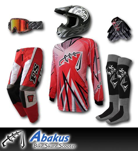 youth motocross gear package youth motocross jersey pants gloves helmet as1698 mx dirt