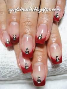 gel fingernã gel design cynful nails lotsa gel nails