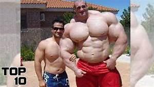 Top 10 Strongest Men - YouTube