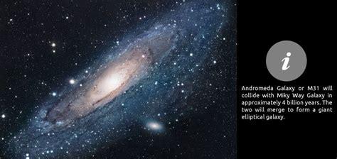 Interesting Andromeda Galaxy Facts