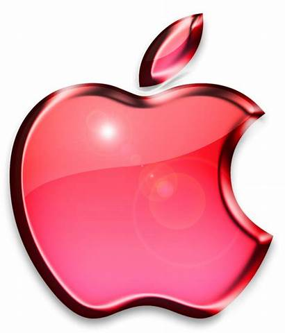 Apple Background Clipart Logos Icon Pink Bing