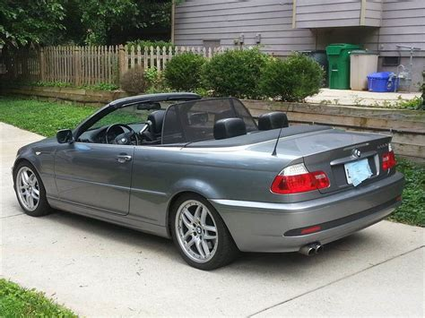 bmw ci convertible sold  longer