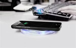 Nouveaute Iphone 6 : nouveaut s boutique coque de protection chargement sans fil iphone 6 pour chargeur sans fil ~ Medecine-chirurgie-esthetiques.com Avis de Voitures