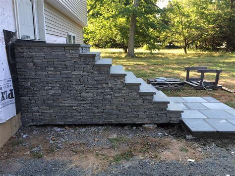 bluestone steps and walkway fn masonry