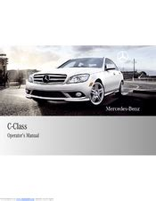Mercedes benz from august 1959 service manual.pdf. Mercedes-benz 2009 C300 Manuals | ManualsLib