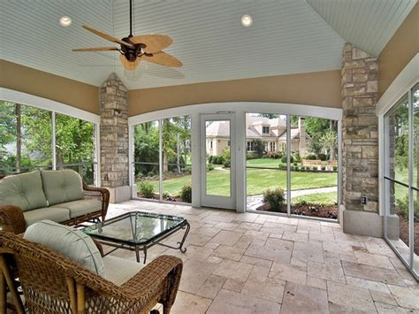 How To Enclose A Screened In Porch by Enclosing A Porch With Plexiglass Randolph Indoor And