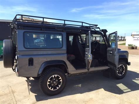 Land Rover Defender 110 Adventure, One Of Very Last Made