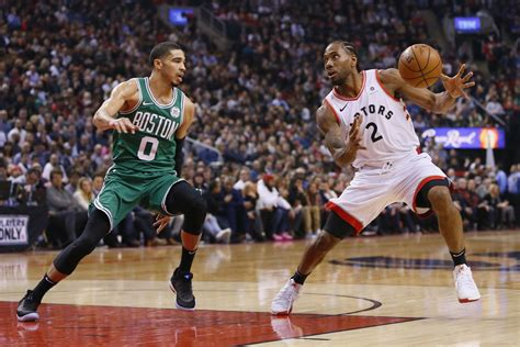 Boston Celtics At Toronto Raptors Tickets