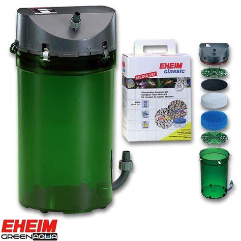 Eheim 2217 Classic External Filter With Biological Filter