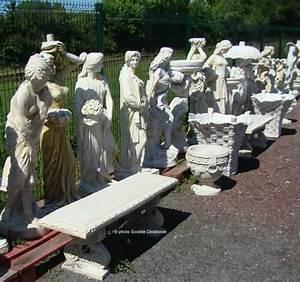 Statue Deco Jardin Exterieur : statues pour jardin pierre khenghua ~ Teatrodelosmanantiales.com Idées de Décoration