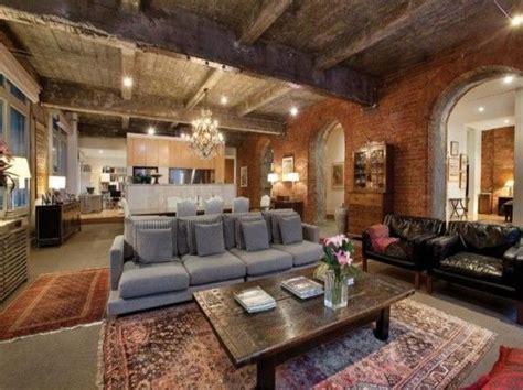 warehouse living space converted warehouse melbourne home life living spaces ideas diys pinterest