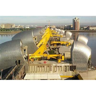 The Thames Barrier - GOV.UK