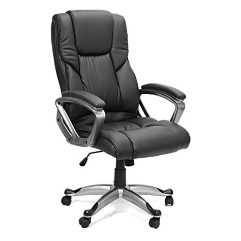 cheap executive office chair with pu leather back support