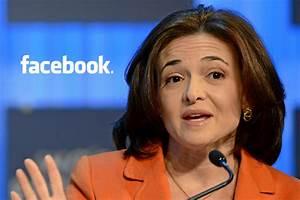 Facebook COO Sheryl Sandberg: 'Men still run the world ...