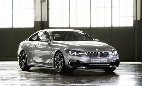 Bmw 4 Coupe by Bmw 4 Series Coupe Concept Revealed Photos 1 Of 18