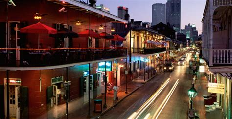 new orleans vacation travel guide and tour information