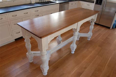 kitchen island or table island bench kitchen table afreakatheart