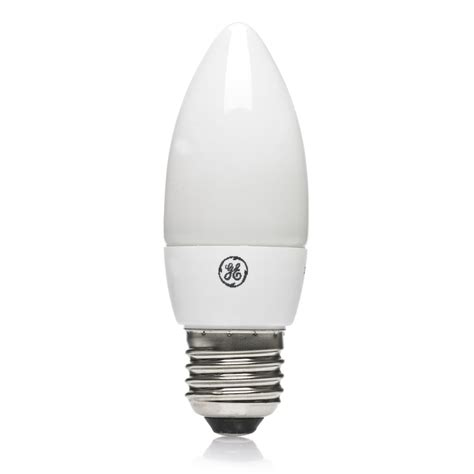 general electric ge energy saving candle light bulb e27 es