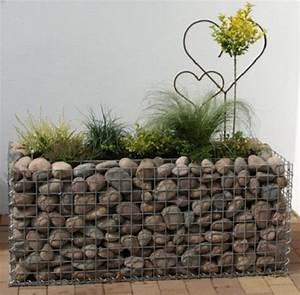Befüllung Von Hochbeeten : hochbeet steinkorb gabione eckig maschenweite 5 x 10 cm ~ Lizthompson.info Haus und Dekorationen