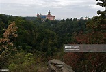 """The Ksiaz castle under which the """"Nazi gold train"""" is ..."""